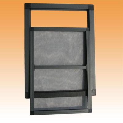 普通框中框纱窗